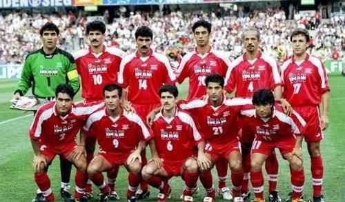 تیم فوتبال ایران در جام جهانی 1998